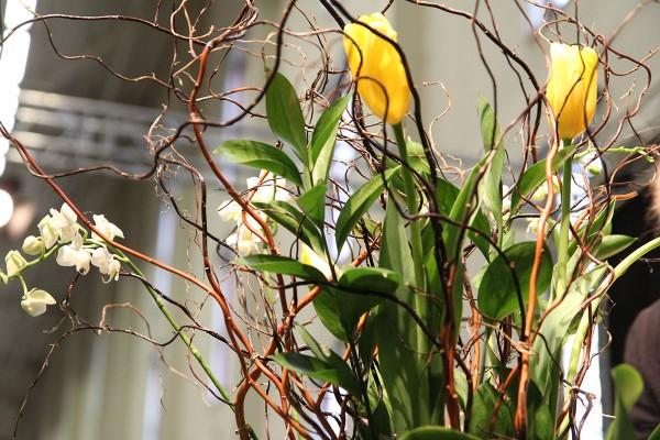 kukkasidontaa