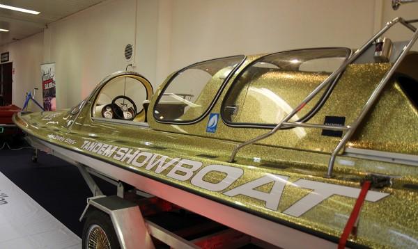kultainen vene