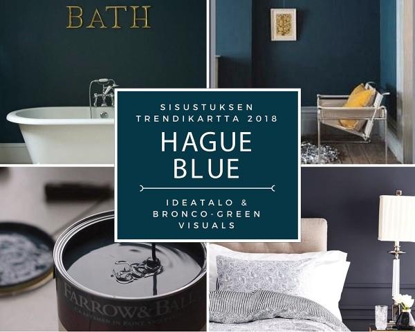 SISUSTUKSEN TRENDIKARTTA 2018 Hague blue