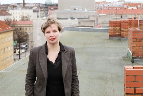 Jenny Erpenbeck Kuvaaja: Katrharina Behling